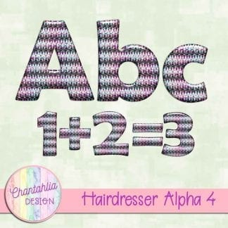 Free alpha in a Hairdresser theme