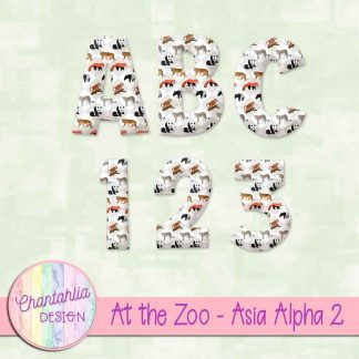Free alpha in an At the Zoo - Asia theme.