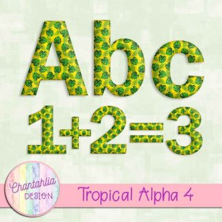 Free alpha in a Tropical theme.