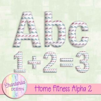 Free alpha in a Home Fitness theme