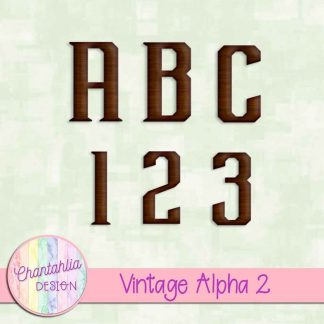 Free alpha in a Vintage theme