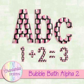 Free alpha in a Bubble Bath theme.